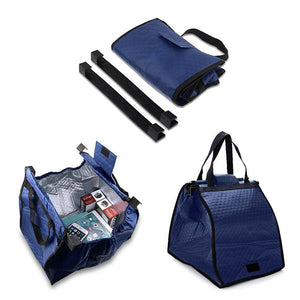 Insulated Clip-To-Cart Shopping Bag - Goamiroo Store