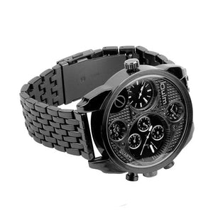 Oulm Ht9316 Mens Multi Display Quartz Watch - Goamiroo Store