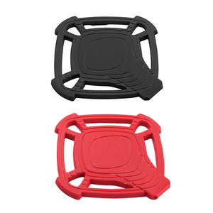 2-Pack Silicone Trivet with Spoon Rest-GoAmiroo Store