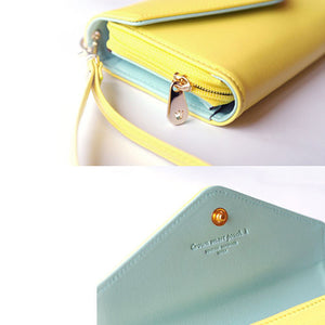 Royal Collection Smartphone Wallet And Clutch - Goamiroo Store