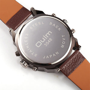 Oulm Hp3548 Mens Multi Display Watch - Goamiroo Store