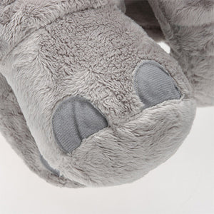 Elephant Plush Pillow - Goamiroo Store