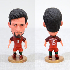Football Player Andre Gome #15 Portugal 2.5Inch Action Figure - Goamiroo Store