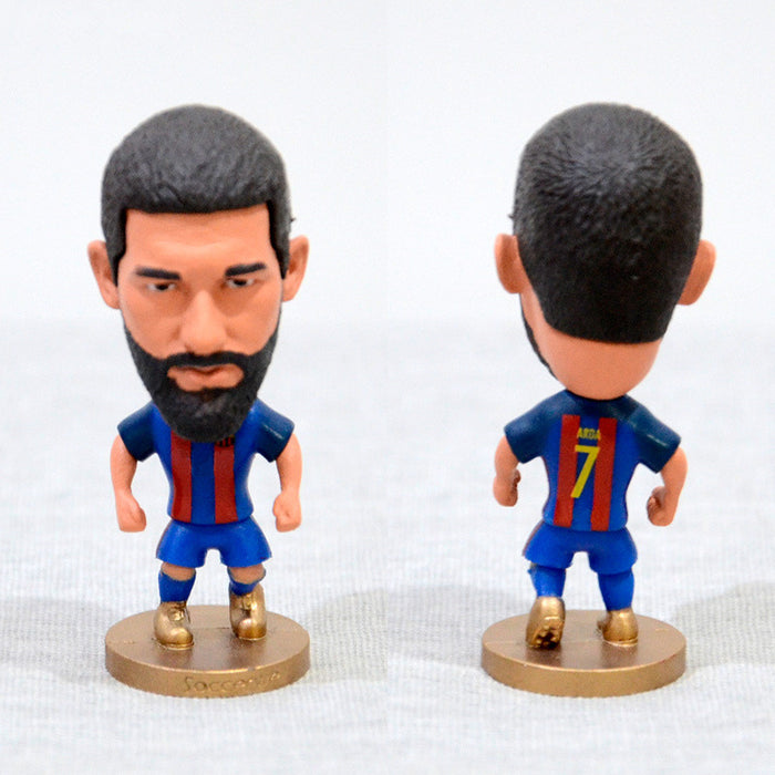 Football Player ARDA #7 Barsa 2.5inch Action Figure