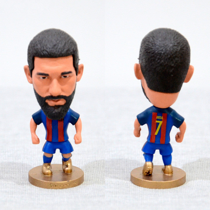 Football Player ARDA #7 Barsa 2.5inch Action Figure-GoAmiroo Store