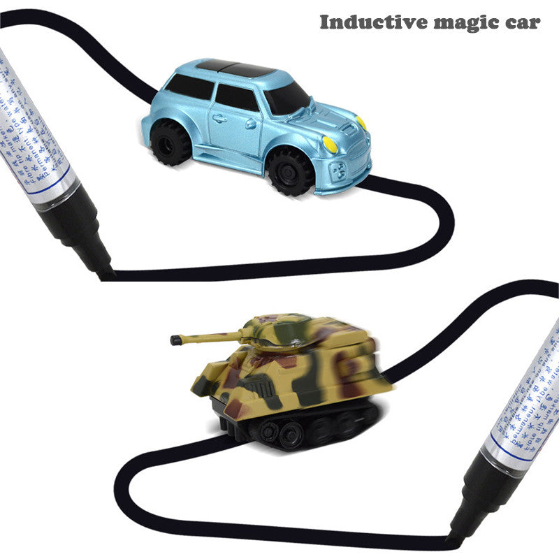 Inductive Magic Car Toy-GoAmiroo Store