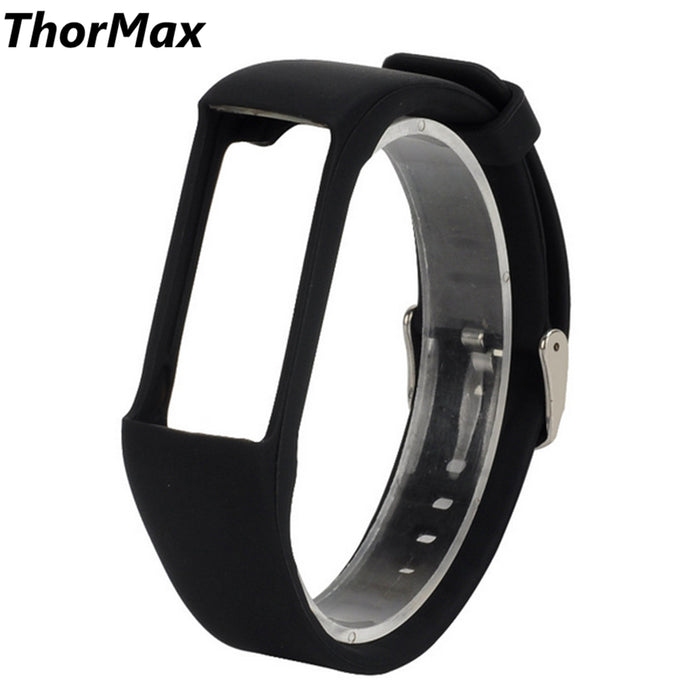 Soft Sport Silicone Watchband Strap for POLAR A360 A370 bracelet Men/women band Accessories ThorMax
