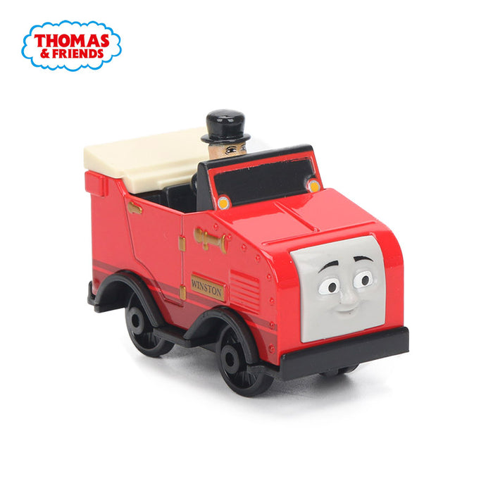 Thomas & Friends Collectible Railway Diecast Metal Train Thomas the Train Adventures Vehicle Harold Luke Winston Gordon Engines