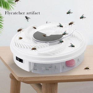 Usb Functional Fly Killer Trap - Goamiroo Store