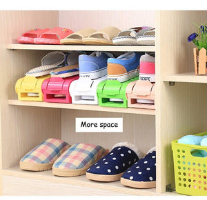 Half Space Save Shoes Organizer - Goamiroo Store