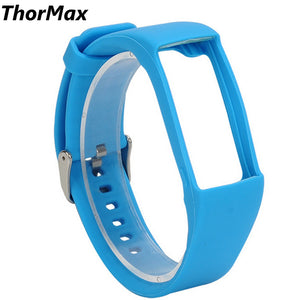 Thormax Soft Sport Silicone Watchband Strap For Polar A360 A370 Bracelet Men/women Band Accessories - Goamiroo Store