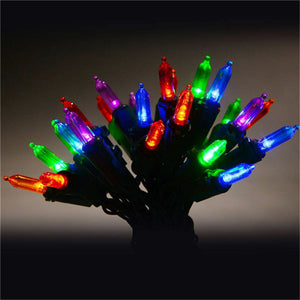 13.1ft Super Bright Battery Operated String Light with 8 Modes Automatic Timer-GoAmiroo Store