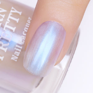 Shell Glitter Nail Polish 9Ml Transparent Glimmer Shiny Lacquer Varnish Manicure Nail Art Polish - Goamiroo Store