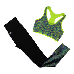 Shockproof Padded Sports Bra Women Wirefree Quick Dry Athletic Vest - Goamiroo Store