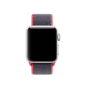 Thormax Woven Nylon Strap Band For Apple Watch Band 42 Mm 38 Mm Wrist Bracelet Watchband For Iwatch Band Series 1 2 3 Ny1005 - Goamiroo
