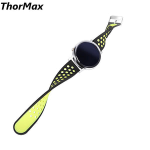 Gear S3 Frontier / Classic Watch Band 22Mm Soft Silicone Man/women Watch Replacement Bracelet Sport Strap For Samsung Gear S3 - Goamiroo