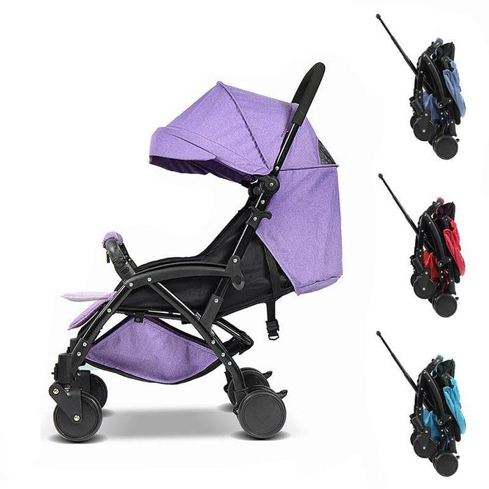 High Landscape Portable Lightweight Baby Strollers Foldable Baby Pram Pushchairs Kinderwagen yoya