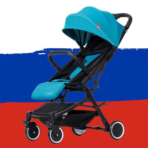 Trolley Car Wagon Folding Baby Carriage Bebek Arabas Buggy Lightweight Pram Baby Yoya Stroller - Goamiroo Store