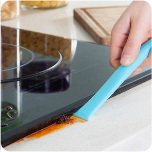 Creative Kitchen Gadgets Cleaner Crevice Cleaning Scraper Kitchen Accessories Kitchen Goods Cleaning for Mutfak Aksesuarlari.Q