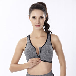 Women Fitness Yoga Sports Bra For Running Gym Padded Wirefree Shakeproof - Goamiroo Store