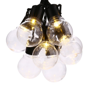 20 Led G45 Outdoor Globe String Lights For Party Garland Wedding Decoration - Goamiroo Store