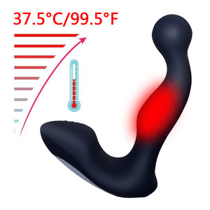 New Remote Control Prostate Massage For Men Gay Anal Butt Plugs Usb Prostata Massager Vibrator For Male Sex Toys For Men - Goamiroo Store