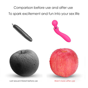 Super Star Five Function Vibrator Adult Silicone G Spot Clit Dildo Vibrator Masturbatory Multi-Speed Vibrators Sex Toy For Women - Goamiroo