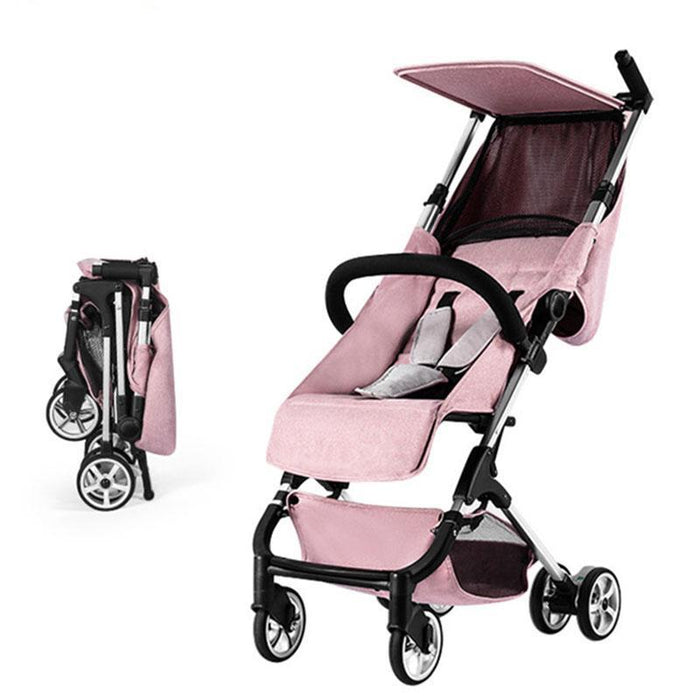 Yoya Baby Stroller Super Pockit Stroller Can Put In The Trunk Folding Lightweight