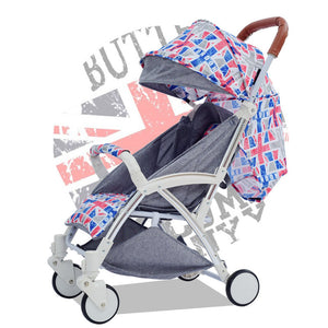 Yoya Baby Strollers Ultra-Lightweight Folding Can Sit Can Lie High Landscape Umbrella Baby Trolley - Goamiroo Store