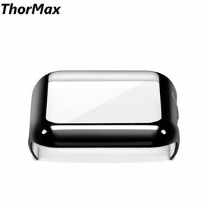 For Iwatchpc Case Cover With Screen Protector Frame Two In One For Apple Watch Series 1 2 3 38 /42Mm Watch Accessories Thormax - Goamiroo