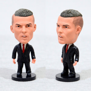 Football Player C.ronaldo #7 Suit Version 2.5Inch Action Figure - Goamiroo Store