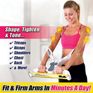 Total Workout System For Arms - Goamiroo Store