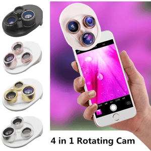 Revollens 4 In 1 Rotating Lens - Goamiroo Store