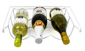 Refrigerator Bottle Rack Holds-Fridge Drinks Rack - Goamiroo Store