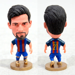 Football Player Andre Gomezs #21 Barca 2.5Inch Action Figure - Goamiroo Store