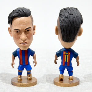 Football Player Neymar #11 Barca 2.5Inch Action Figure - Goamiroo Store