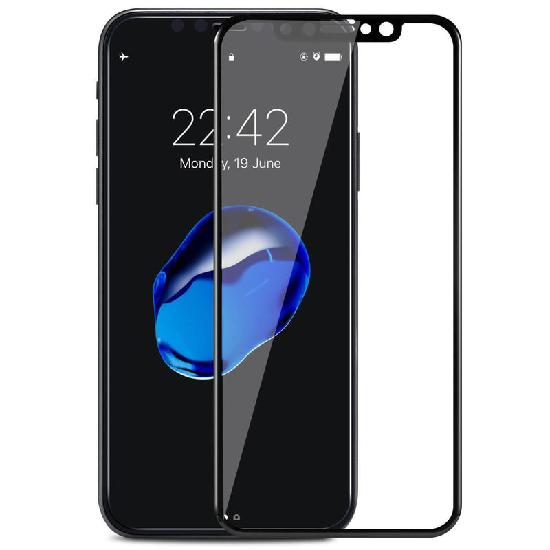 3D Full cover iPhone X / 8 /8 plus Glass Screen Protector