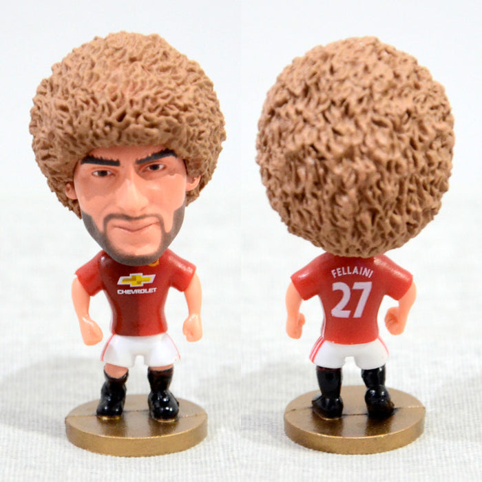 Football Player FELLAINI #27 Manchester 2.5inch Action Figure