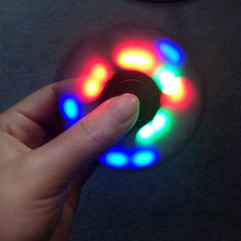 LED Light Fidget Spinner-GoAmiroo Store