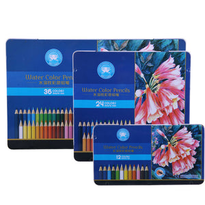 12/24/36 Color Professional Colored Pencils Paint Pencil-GoAmiroo Store