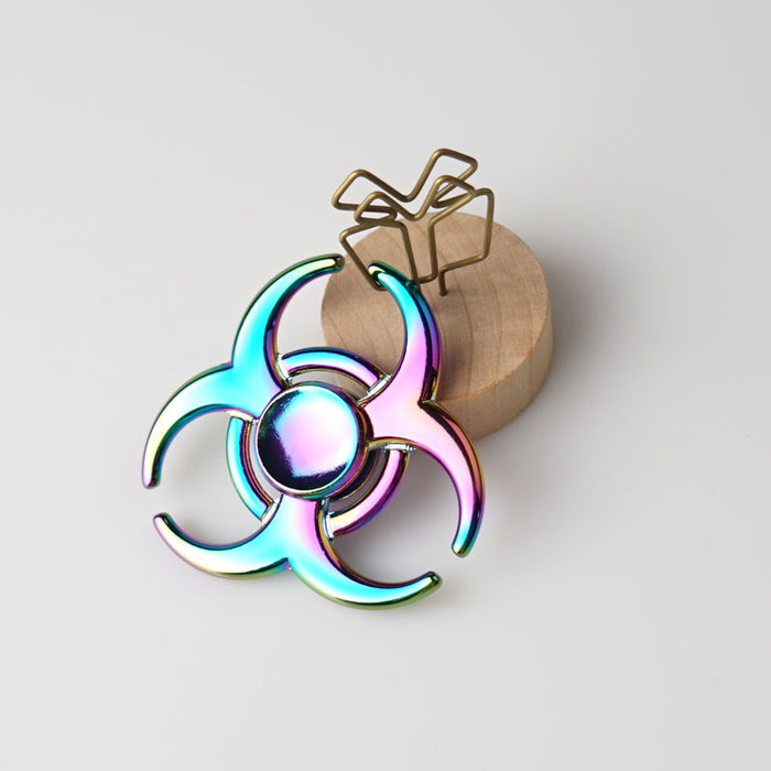 Multicolor EDC Rotation Time Long Kirsite Fidget Spinner