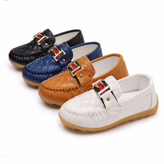 4 colors Kids casual soft sneakers
