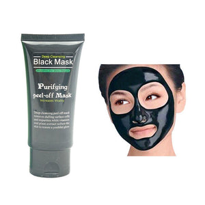 Shills Blackhead Remover Deep Cleansing Purifying Peel Acne Black Mud Face Mask - Goamiroo Store
