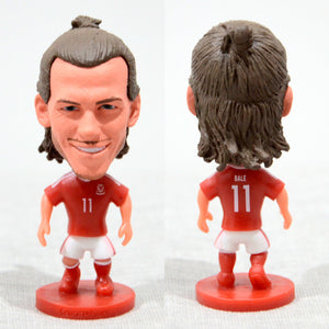 Football Player Gareth Bale #11 Real Madrid 2.5Inch Action Figure - Goamiroo Store