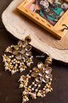 Kundan pearl tassels (Colours available) - Anicha