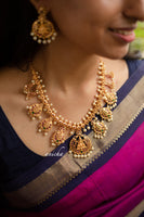 Lakshmi pearls necklace set