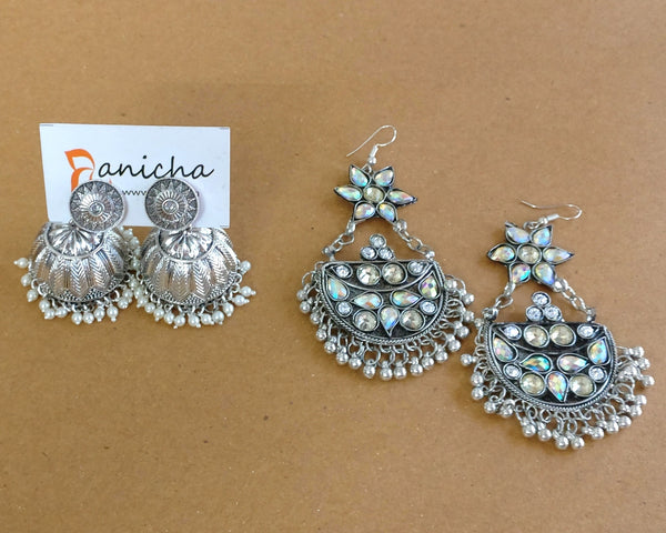 Earrings combo - Anicha