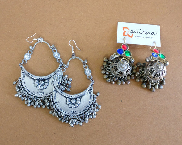 Earrings combo 2 - anicha