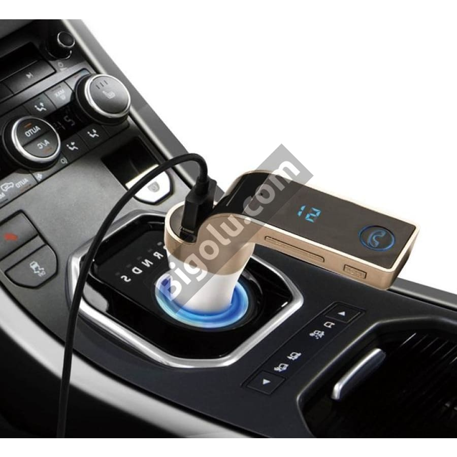 4-in-1 Wireless Bluetooth for Car