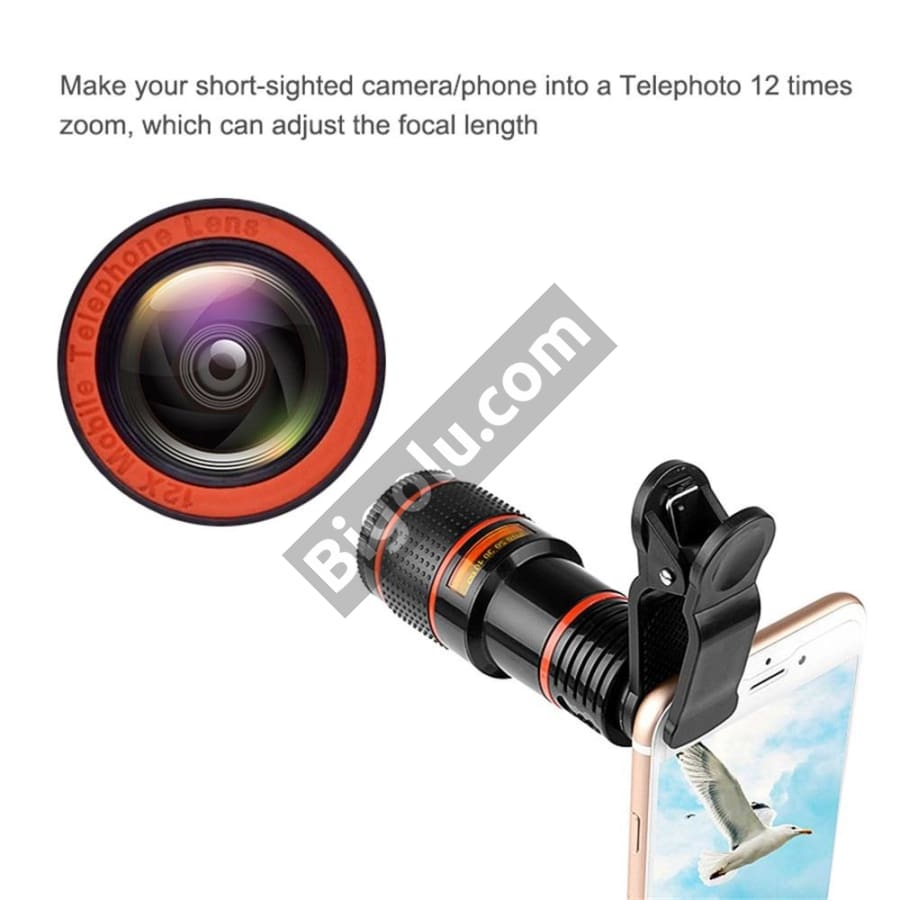 8X Zoom Lens for Phone